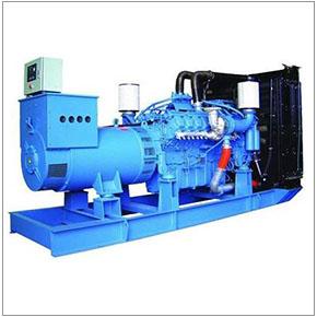 奔驰(MTU)柴油发电机组